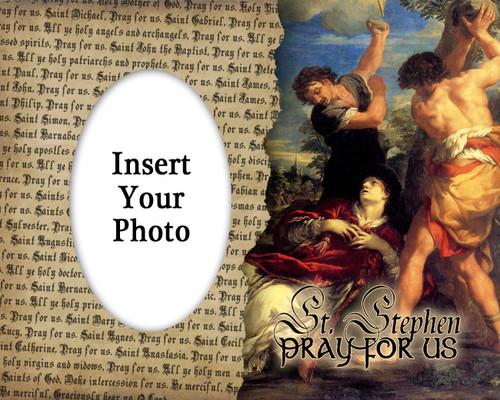 St. Stephen Photo Frame