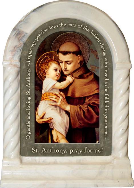 St. Anthony Prayer Desk Shrine