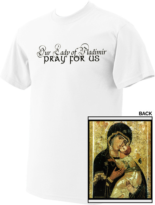 Our Lady of Vladimir Value T-Shirt