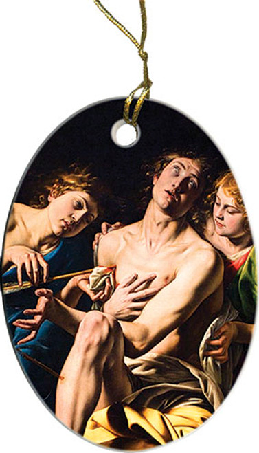 St. Sebastian Ornament