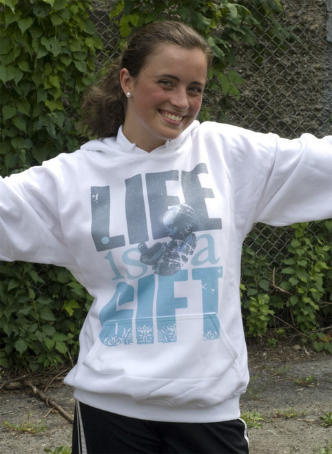 Life is a Gift Hoodie