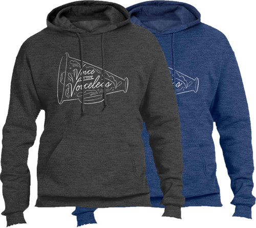 Voice for the Voiceless Heather Pro-Life Hoodie