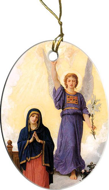 Annunciation III Ornament