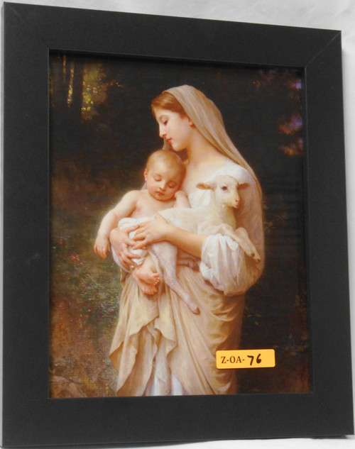 CLEARANCE L'Innocence 8x10 Framed Print