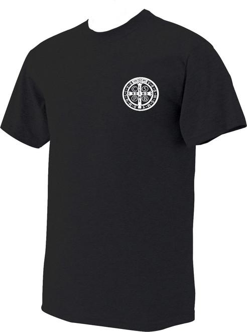 Benedictine Medal T-Shirt 2