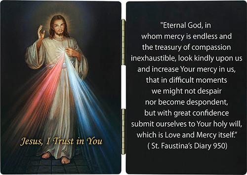 Divine Mercy Diptych