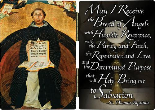 St. Thomas Aquinas Diptych