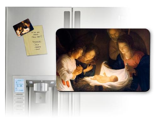 Nativity Magnet