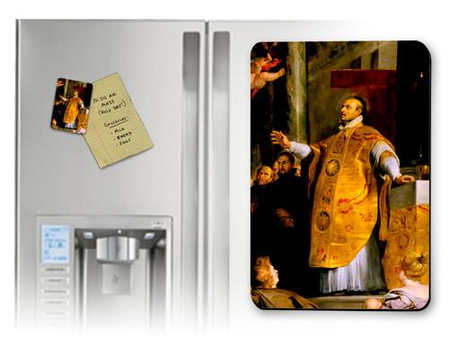 St. Ignatius Detail Magnet