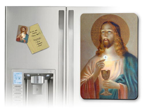Bread of Life Magnet