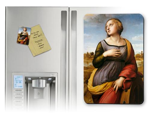 St. Catherine of Alexandria Magnet
