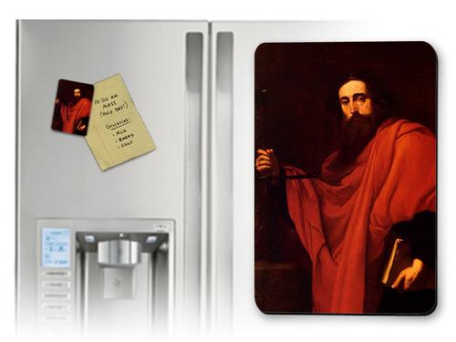 De Saint Paul by Ribera Magnet