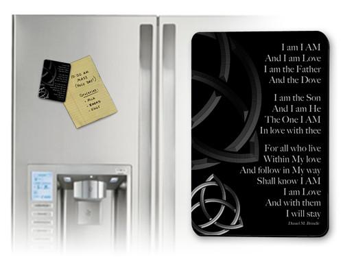 Trinity Poem Magnet
