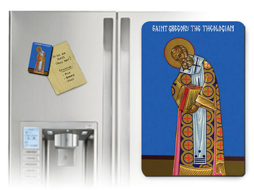 St. Gregory the Theologian Magnet