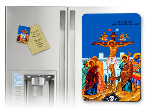 The Crucifixion Magnet