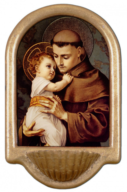 St. Anthony Holy Water Font