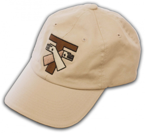 Jesus and St. Francis Tau Cross Hat