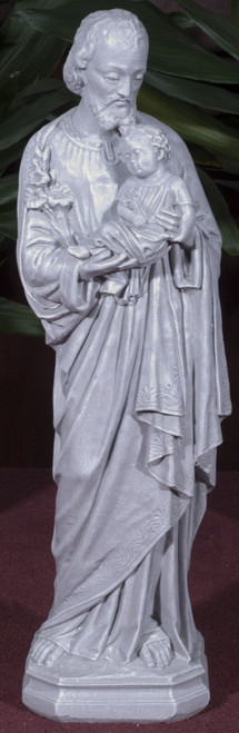 St. Joseph Outdoor Statue (Call to Order)