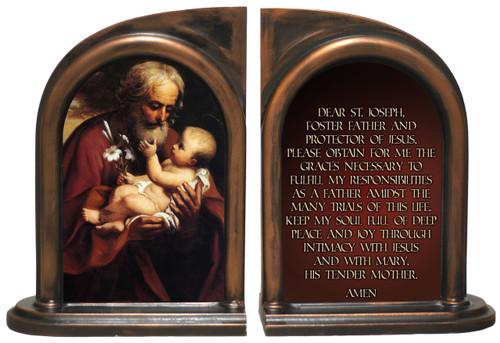 St. Joseph (Older) Bookends