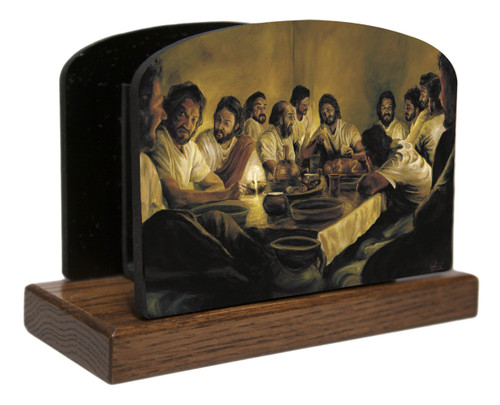 The Last Supper Horizontal Table Organizer