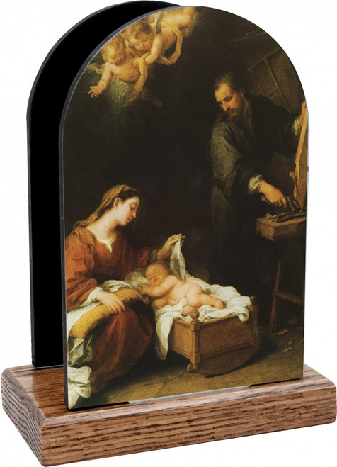 Holy Family Table Organizer (Vertical)