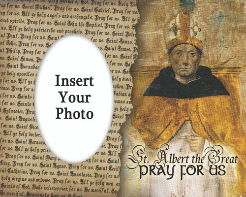 St. Albert the Great Photo Frame