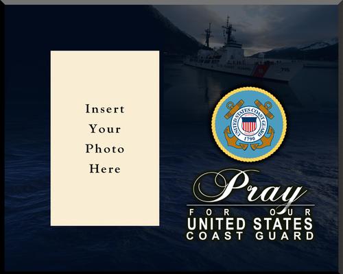 Coast Guard Photo Frame