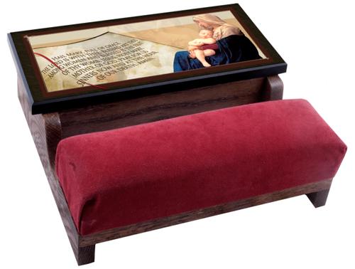 Hail Mary Kid's Kneeler Box