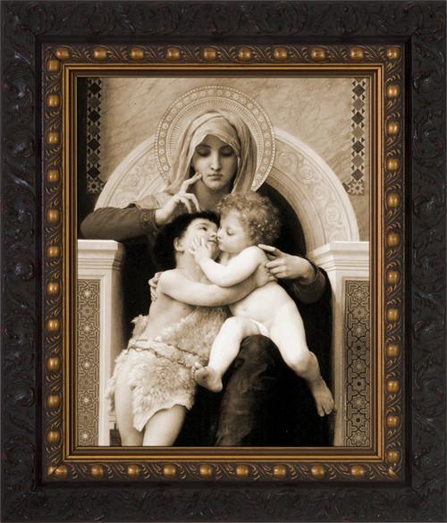 Mary, Jesus & St. John