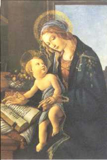 Madonna and Child (Botticelli)