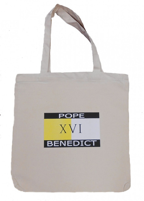 NEW Pope Benedict XVI HOPE Tote
