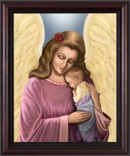 """Mother's Angel"" by Nellie Edwards"