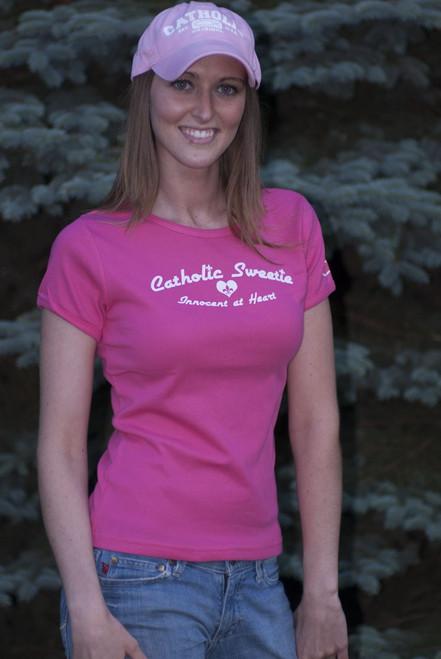 Catholic Sweetie Junior's Closeout T-shirt