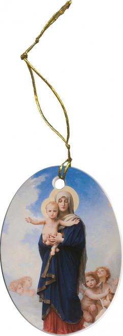Notre Dame des Anges Ornament