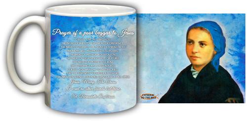 St. Bernadette Soubirous Graphic Mug