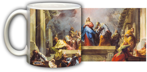 Coming of the Holy Spirit Mug