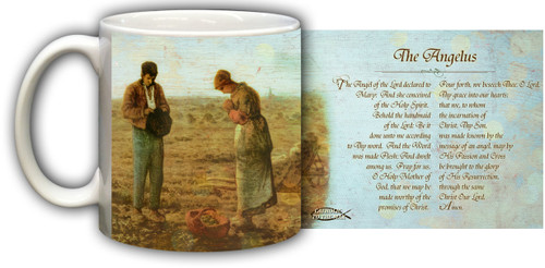 The Angelus Mug