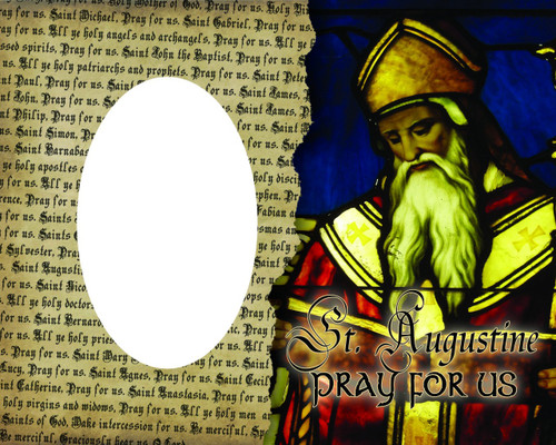 St. Augustine Photo Frame 3
