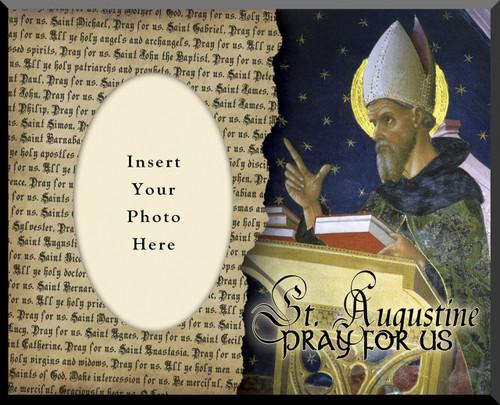 St. Augustine Photo Frame 5
