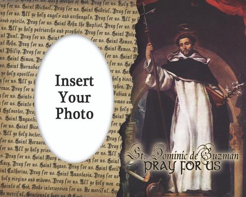 St. Dominic de Guzman Photo Frame 2