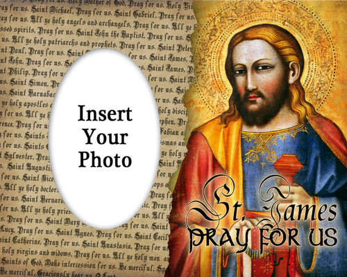 St. James Photo Frame