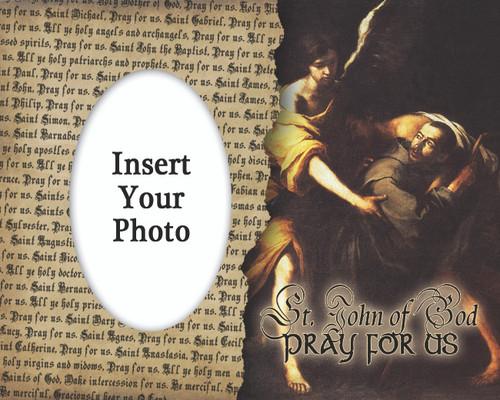 St. John of God Photo Frame