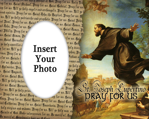 St. Joseph Cupertino Photo Frame