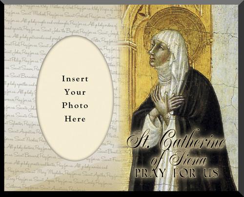 St. Catherine of Siena Photo Frame