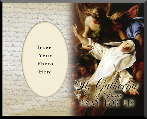 St. Catherine of Siena Photo Frame 2
