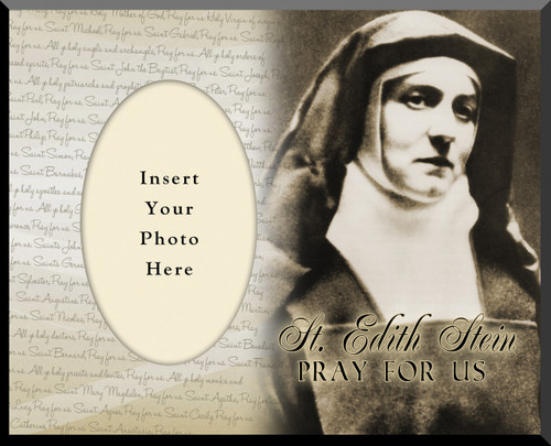 St. Edith Stein Teresa Benedicta Photo Frame