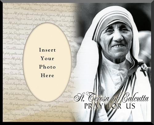 St. Teresa of Calcutta Photo Frame