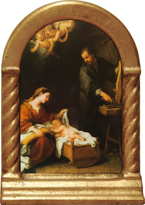 Holy Family Desk Shrine