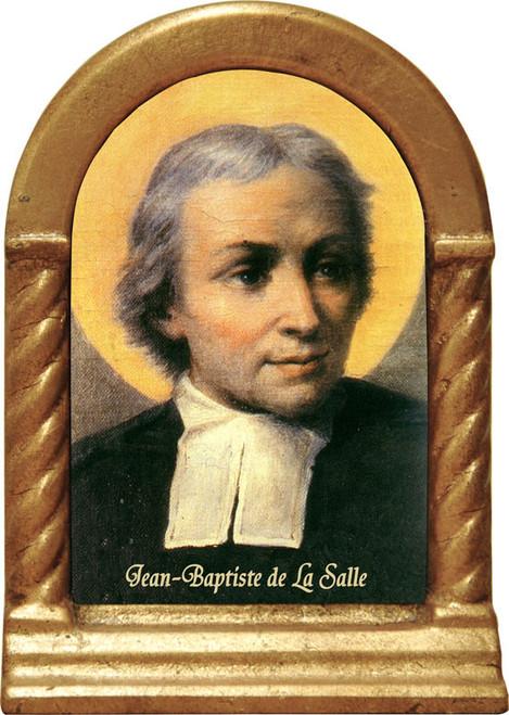 St. Jean Baptiste de La Salle Desk Shrine