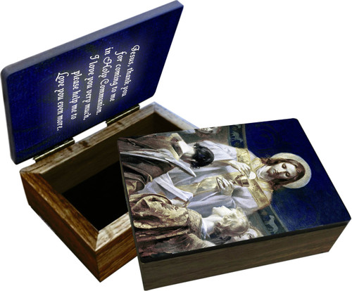 Bread of the Angels Keepsake Box